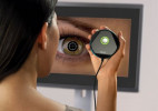 Myris眼睛扫描身份识别设备