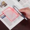 创意圆珠笔大小的扫描仪