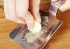 创意生姜和大蒜磨碎机