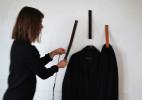 旧皮带废物利用 教你用旧皮带制作简单实用的家居挂钩