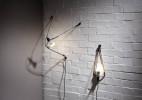 Spyder 可附着在墙上的蜘蛛台灯