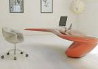 Volna 落地式桌子超有美感