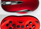 游戏机手柄创意的无线鼠标