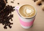 可以显示温度的咖啡杯