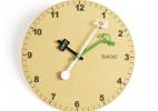 SUKOO 龟兔赛跑样式的时钟