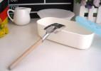 铲子样式的不锈钢勺子