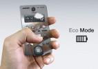 电量越低越透明的概念手机