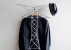 电视塔形状的创意衣架