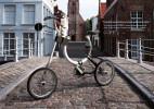 实用便捷折叠创意自行车(Somerset)