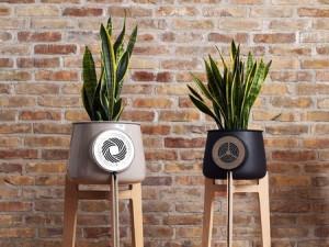花盆造型创意空气净化器(Clairy)