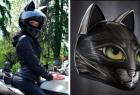 个性的猫耳头盔(NEKO-HELMET)