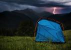 安全避雷创意帐篷