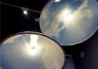 抬头见晴空的创意灯(Sky Light Lamp )