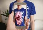 """神奇的""""透视""""T恤(Virtuali-Tee)"""