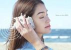 日本海螺造型创意收音机