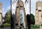 废弃水塔改装的公寓设计