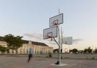 树形多篮球筐的创意篮球架