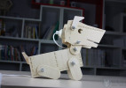 小狗造型的多功能台灯
