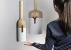 Julia Kononenko设计的极简主义吊灯