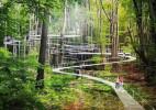 同样是公园,土耳其的森林公园却美得像人间仙境!