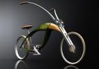 超级霸气的自行车