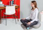 最符合人体工程学的坐垫,维持久坐而不会感到不舒服