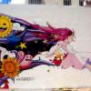 迸发中的色彩-国外涂鸦作品