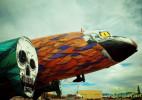 Eric Firestone 彩绘飞机