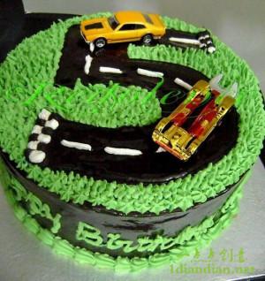 66款最佳创意儿童生日蛋糕(一)