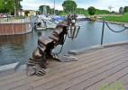 全世界最有创意和趣味的25个雕塑装置艺术品(二)