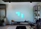 能显示不同颜色灯光的智能灯LIFX Tile