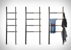 可抽拉的参创意衣架(Hub Ladder)