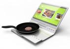 现代的高科技智能厨具