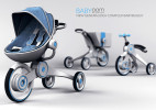 Babyoom Pram 多用途儿童手推车