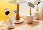 荷兰太阳能向日葵创意充电器