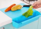 Dewel设计的方便且提升厨房效率的切菜板