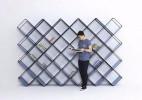 创新的模块化书架系统