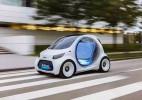 Smart自动驾驶共享汽车创意设计