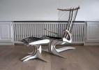 像竖琴的椅子Hippokamp