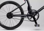 造型简约的智能电动自行车Volta