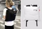 可以当枕头的背包Backpack – Relax