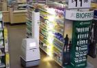 确保门店库存充足的货架扫描机器人