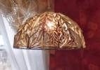 教你自制一款牛皮纸DIY灯罩,废物利用还能更加美观