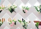 自由组合的帘子,在窗帘/屏风之间转换还能种花