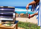 太阳能炊具,让你20分钟做出一桌美味(没有太阳也能使用)