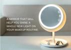Juno智能化妆镜,让你轻松拥有更完美的妆容