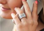 装逼神器Ring Clock指环时钟,戴在手指上的创意手
