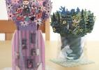 节能纸质加湿器,还能伪装成可爱的装饰品