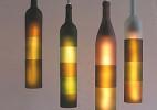 酒瓶创意吊灯