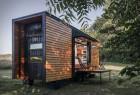 移动的精致小屋( Alpha Tiny House)